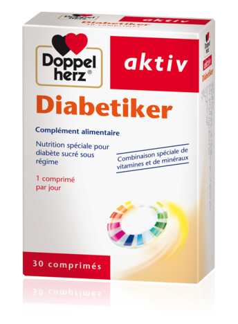 Doppelherz Diabetiker