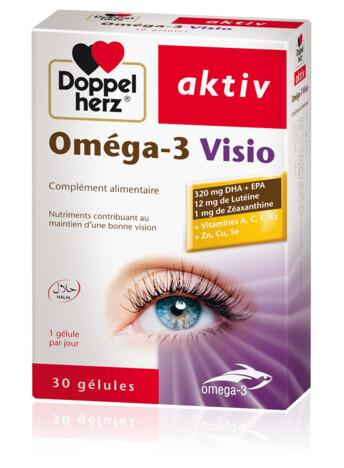 Doppelherz Oméga-3 Visio