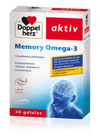 Doppelherz Memory Omega-3